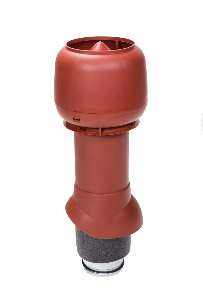 Выход вентиляции помещений изолированный с колпаком Vilpe 125/160/500 мм