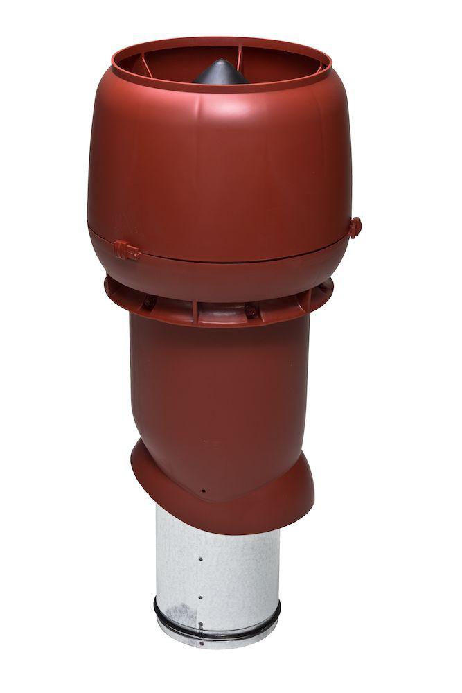 Выход вентиляции помещений изолированный с колпаком Vilpe 160/225/500 мм
