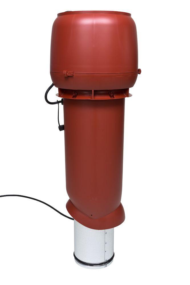 Выход вентиляции помещений 360 кв.м изолированный с электромотором Vilpe Е220 Р/160/700