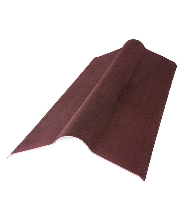 Коньковый элемент Ондулин 1000 мм Красный