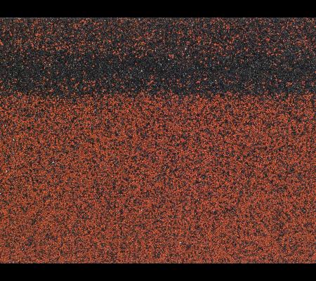 Конек-карниз 7,2/12 SHINGLAS микс Красный (для Финская черепица, Ранчо, Вестерн)