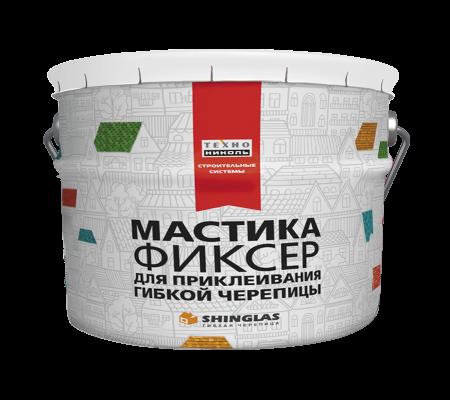 Мастика ФИКСЕР Shinglas 12 кг