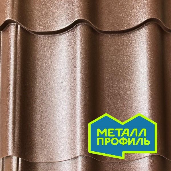 М/чер в размер Металл Профиль СуперМонтеррей VikingMP 0,45 мм