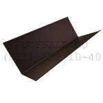 Планка разжелобки (ендова) Pe 2000 мм