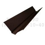 Планка накладка ендовы Pe 2000 мм