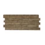 Фасадная панель Nordside «Сланец» Песочный, 463х1117 мм
