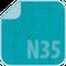 EUROTOP N35 3-слойная мембрана из полипропилена