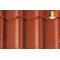 Металлочерепица в размер Grand Line Classic Velur 0,50 мм