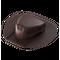 Аэратор для битумной черепицы Döcke PIE ROOT Темно-коричневый (установка в процессе монтажа)